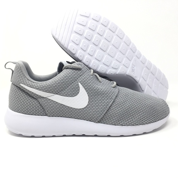 02168675e5b Nike Roshe One Wolf Grey White 511881-023 Size 8
